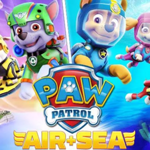 Title icon from Paw Patrol game